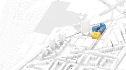Hosoya Schaefer Architects Nordspitze Basel Migros Genossenschaft Phase 5